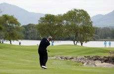 Lean and mean: Darren Clarke 'raring to go' for 2012
