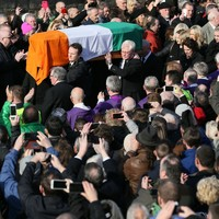 'Words cannot express our appreciation': Family of Martin McGuinness touched by support