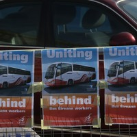 Rail and Dublin Bus workers angry over treatment of Bus Éireann staff, says union boss