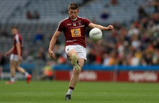 Heslin kicks 1-10 as Westmeath seal promotion while Mulligan leads Leitrim to victory