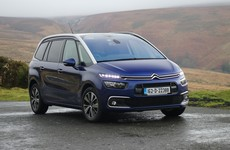 The Citroen Grand C4 Picasso is an MPV - but it's no boring family wagon