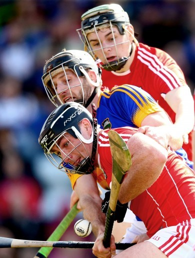 Horgan the hero with 0-15 as Cork edge Tipp to clinch quarter-final spot