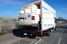 Gardaí seize dangerously loaded vehicles as part of Operation Waste