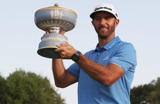 Johnson claims Match Play title to become first to win all four WGC events