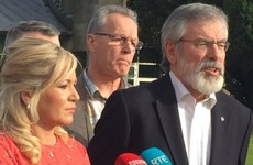 The DUP didn't show up, Sinn Féin say they didn't walk out. What happens now?