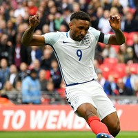 Emotional Defoe back in the goals for England after leading team out with 'best mate' Lowery