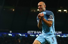 Guardiola videos bore Man City squad – Zabaleta
