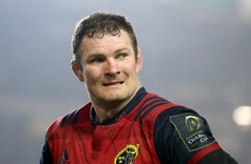'I'm disappointed for Munster but I think we have to be happy for Donnacha'