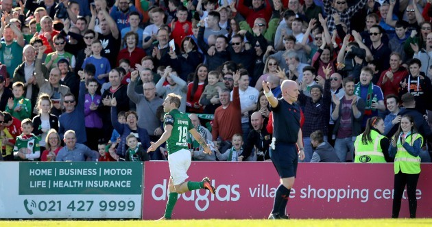 'Six games gone, full house in Cork... it's a special time in the club's history'