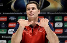 Erasmus expects to be at Munster next season but has clauses in contract