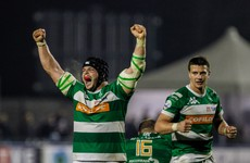 Treviso's shock win over title-chasing Ospreys, Munster hit 50 and all your weekend Pro12 highlights