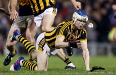 'Once the long evenings come in and the ground starts to harden up, that's when the hurling will start'