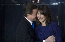 Too much info? British PM remembers 'every minute' of honeymoon