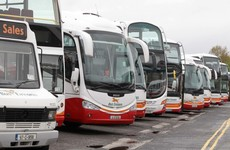 Over half of people don't support the Bus Éireann strike