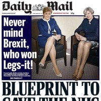 11 perfect reactions to *that* sexist Daily Mail headline