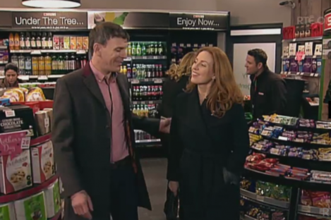 Product placement in RTÉ show Fair City