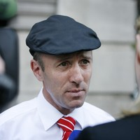'Janey mac, that was a tight one': Ambulance called for Michael Healy-Rae after choking fit