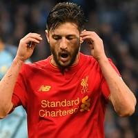 Liverpool rocked by Lallana injury blow ahead of Merseyside derby