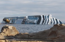 Costa Concordia: Search suspended as ship shifts
