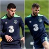 Debuts for Egan and Hourihane as Ireland name team for Iceland friendly