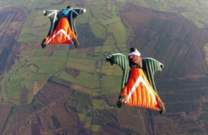 Three Irish skydivers to attempt world record jump from 35,000 feet in California