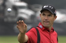 Patience the key to winning more Majors, says Harrington