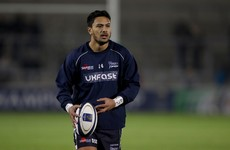 New Zealand-born winger keen to represent England after switching to rugby union
