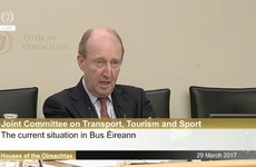 Shane Ross says he 'has no ministerial magic wand' that will solve Bus Éireann crisis