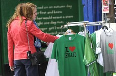 The number of Brits visiting Ireland has plunged