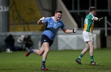 Dublin cruise past Offaly to claim the first ever Leinster U21 four-in-a-row