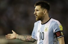 Argentina crisis: Messi ban, humiliating defeat and World Cup qualification in doubt