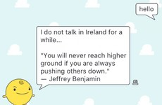 Controversial 'bullying' app SimSimi goes offline in Ireland