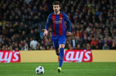 Pique's Madrid comments 'a mistake' - La Liga boss