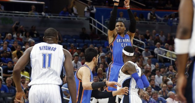 Russell Westbrook sets new NBA record with remarkable 57-point triple-double
