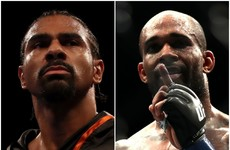 David Haye claims he's in talks to take on UFC fighter Jimi Manuwa