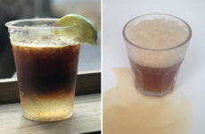 I tried one of those 'espresso tonics' Instagram is going mad for, so you don't have to