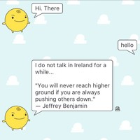 What is SimSimi and how has it been used as a 'bullying app' for children?