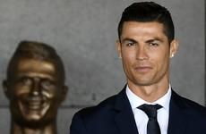 'Even Jesus did not please everyone': Ronaldo artist defends sculpture of Madrid star