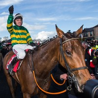 Barry Geraghty says he's ready for Aintree Grand National - five weeks after breaking six ribs