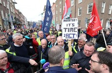 Poll: Do you support the secondary picketing in the Bus Éireann strike?