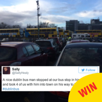 11 examples of Dubliners being exceptionally sound during the strikes this morning