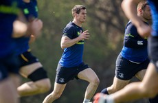 Sexton and Carbery both start Leinster's Champions Cup clash with Wasps