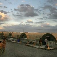 Suicide bomber kills six at US and NATO air field in Afghanistan