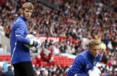 'De Gea can replace me... in ten years' - Anders Lindegaard