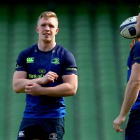 Leavy gets the nod, Murray's fitness, and more Champions Cup talking points