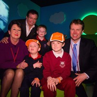 Shannon Airport has opened the first airport sensory room in Europe for people with autism