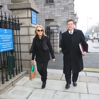 Jackie Lavin sues Bill Cullen over alleged €1m house purchase deal