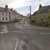 Man dies after his go-kart crashes into a van