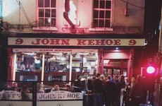 Kehoe's was officially named the 'best pub in Dublin' last night