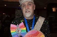 'I can't stop crying': Tributes after rainbow flag creator Gilbert Baker dies aged 65